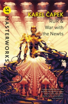 RUR & War with the Newts, Paperback / softback Book