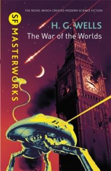 The War of the Worlds, Hardback Book