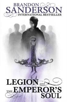 Legion and the Emperor's Soul, Paperback Book