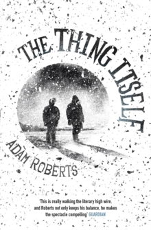 The Thing Itself, Paperback Book