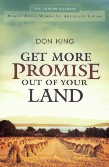 Get More Promise Out of Your Land, Paperback Book