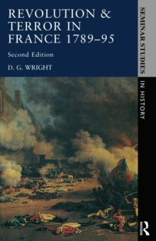 Revolution & Terror in France 1789 - 1795, Paperback Book