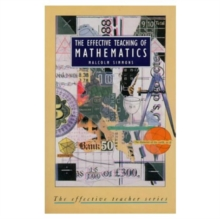 Effective Teaching of Mathematics, The, Paperback / softback Book