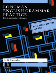 Longman English Grammar Practice with Key : Self-study Edition with Key, Paperback Book