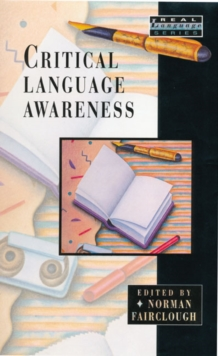 Critical Language Awareness, Paperback / softback Book
