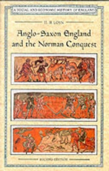 Anglo Saxon England and the Norman Conquest, Paperback Book