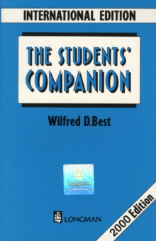 The Students' Companion, Paperback Book