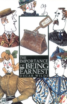 The Importance of Being Earnest, Paperback Book