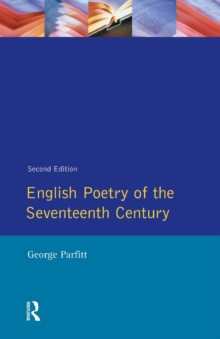 English Poetry of the Seventeenth Century, Paperback Book