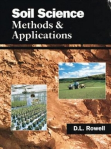 Soil Science : Methods & Applications, Paperback Book
