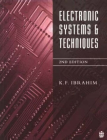 Electronic Systems and Techniques, Paperback Book