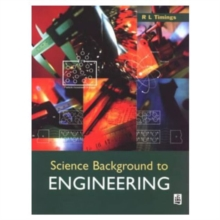 Science Background to Engineering, Paperback Book