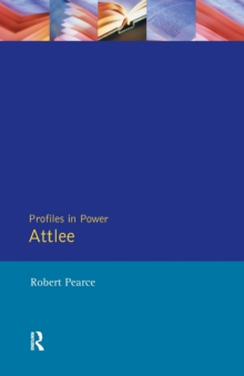 Attlee, Paperback Book