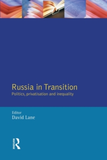 Russia in Transition, Paperback / softback Book