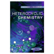 Heterocyclic Chemistry, Paperback Book