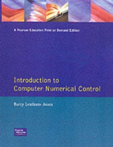 Introduction to Computer Numerical Control, Paperback Book