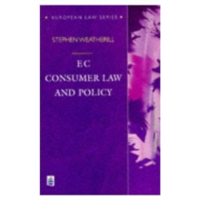 EC Consumer Law and Policy, Paperback Book