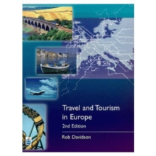 Travel & Tourism in Europe, Paperback Book