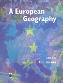 A European Geography, Paperback Book