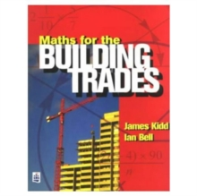 Maths for the Building Trades, Paperback Book