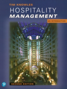 Hospitality Management: An Introduction, Paperback Book
