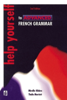 Help Yourself to Advanced French Grammar 2nd Edition, Paperback Book