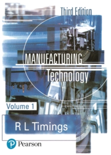 Manufacturing Technology : v.1, Paperback Book