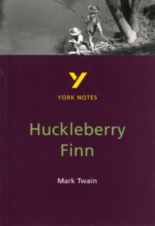 Huckleberry Finn, Paperback Book