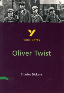 Oliver Twist: York Notes for GCSE, Paperback Book
