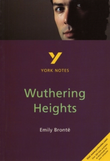 Wuthering Heights: York Notes for GCSE, Paperback / softback Book