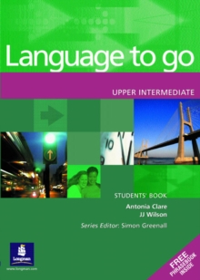 Language to Go Upper Intermediate Students Book, Paperback Book