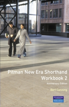 Pitman New Era Shorthand Workbook 2 Anniversary Edition, Paperback Book