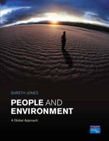 People and Environment : A Global Approach, Paperback / softback Book