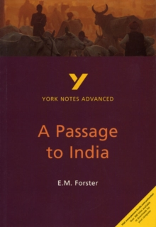 A Passage to India: York Notes Advanced, Paperback / softback Book