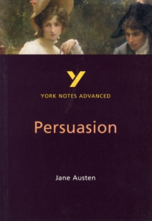 Persuasion: York Notes Advanced, Paperback Book