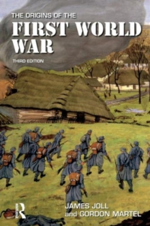 The Origins of the First World War, Paperback Book