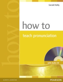 How to Teach Pronuncation, Mixed media product Book