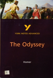The Odyssey: York Notes Advanced, Paperback Book