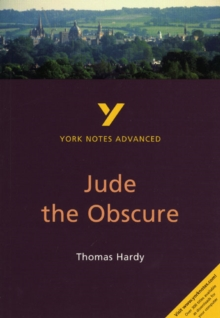 Jude the Obscure: York Notes Advanced, Paperback / softback Book