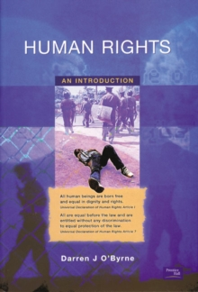 Human Rights : An Introduction, Paperback Book