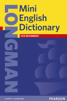 Longman Mini English Dictionary 3rd. Edition, Paperback Book