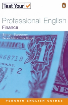 Test Your Professional English : Finance, Paperback Book