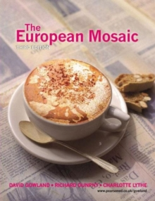 The European Mosaic, Paperback Book
