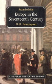 Europe in the Seventeenth Century, Paperback Book