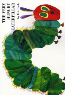 The Very Hungry Caterpillar, Paperback Book
