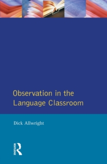Observation in the Language Classroom, Paperback Book