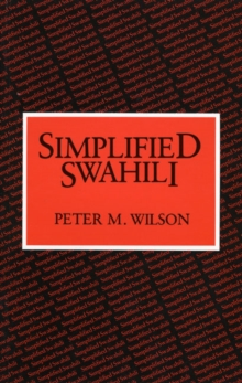 Simplified Swahili, Paperback Book