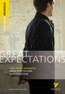 Great Expectations: York Notes Advanced, Paperback Book