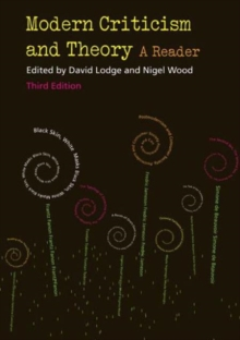 Modern Criticism and Theory : A Reader, Paperback / softback Book