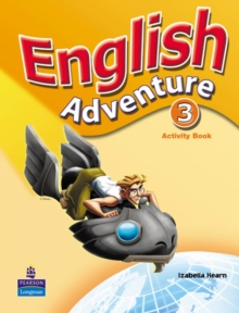English Adventure Level 3 Activity Book, Paperback / softback Book